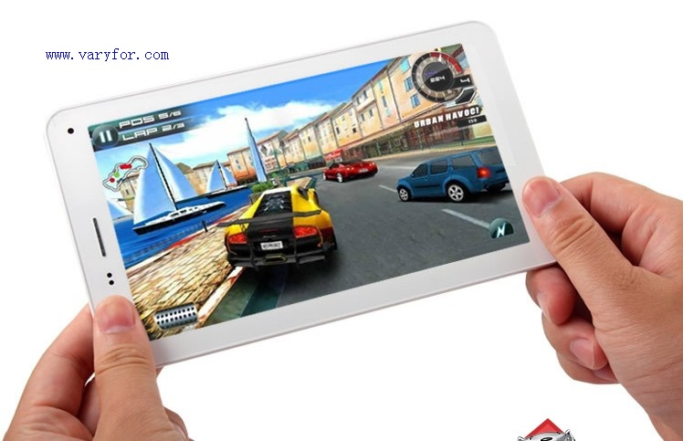 7inch 3G phone call tablet pc Dual core MTK8312