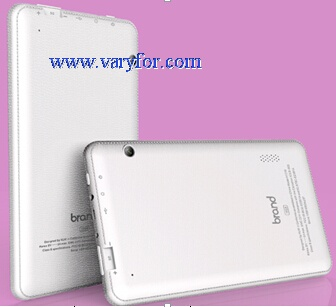 7 inch GPS tablet pc with Quad core Android4.4