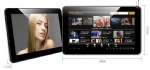 9 inch Dual Core A23 tablet pc ANDROID